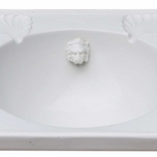A Small Antique Wash Basin / Sink