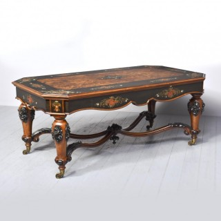 A Large French Centre Table