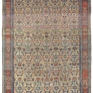 Antique Hamadan carpet
