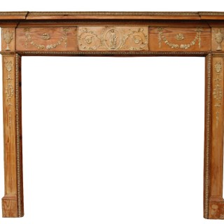 An 18th Century Neoclassical Style Chimneypiece