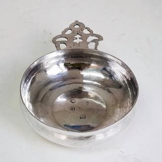 Charles II Silver Bowl