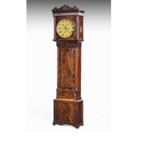 Early 19th Century Mahogany Longcase Clock by Alexander Ralston