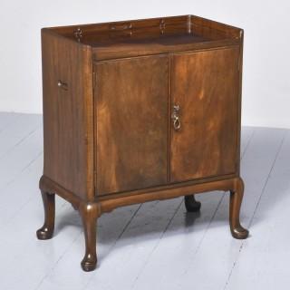 Small Whytock & Reid Mahogany Side Cabinet