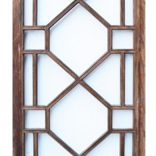 A Reclaimed Astral Glazed Door or Window